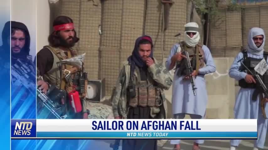 Lawmakers Eye Afghan Exit Failures; Senate Moderates Join W/ House Allies, Imperiling Biden's Agenda