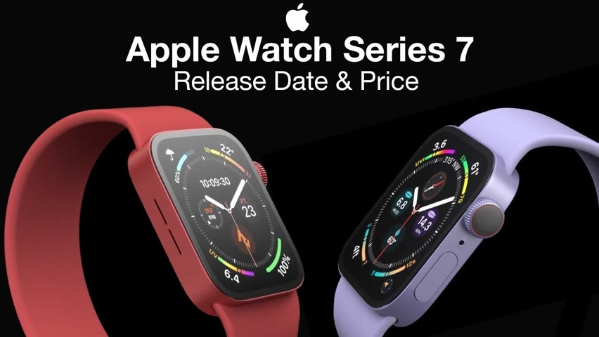 Apple Watch 7 Release Date and Price – New Sizes!