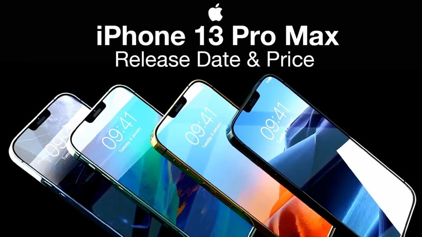 iPhone 13 Pro Release Date and Price – 120Hz Screen Touch ID?