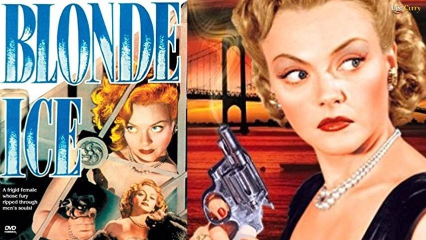 Blonde Ice 1948  Full Movie  Robert Paige Leslie Brooks