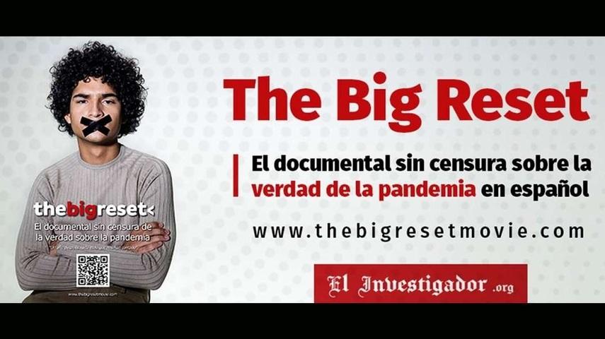 The Great Reset Movie - La verdad de la PANDEMIA COVID-19