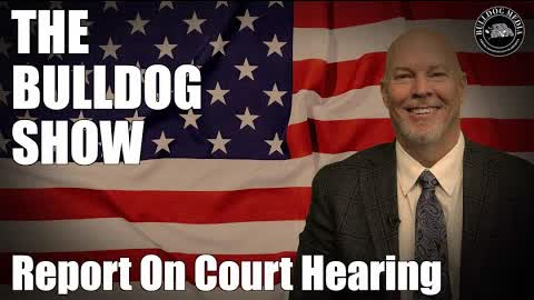 Report On Court Hearing