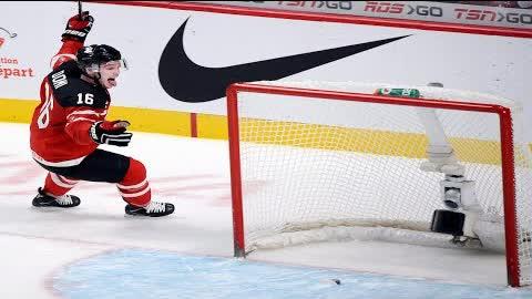 Unbelievable Hockey Goals