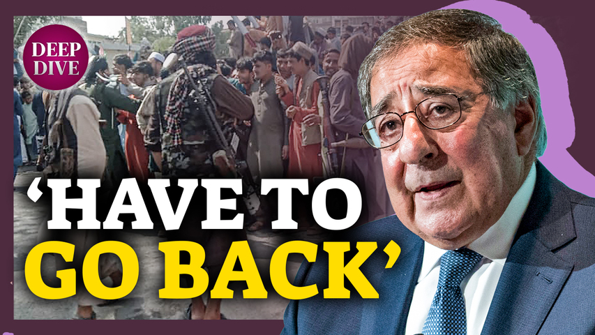 Former U.S. Secretary of Defense Says Troops Will Have to Go Back; SCOTUS Blocks Eviction Ban