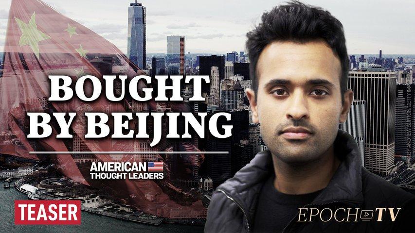 Vivek Ramaswamy: The Unholy Alliance of Big Government, Big Business & Woke Dogma | TEASER