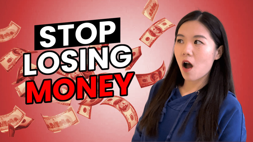 TOP 7 Reasons You are LOSING Money in Stock Investing