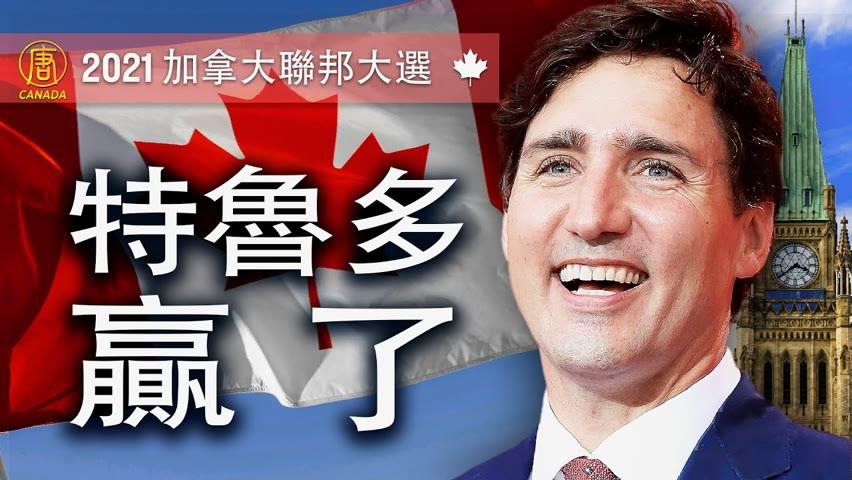 加拿大聯邦大選 | 自由黨領袖特魯多,獲得連任,成為了加拿大第24任總理