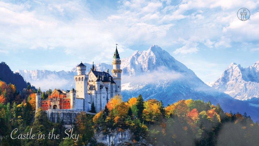 🎹 天空の城 Castle in the Sky piano cover by Enrico Trigoso / Studio Ghibli