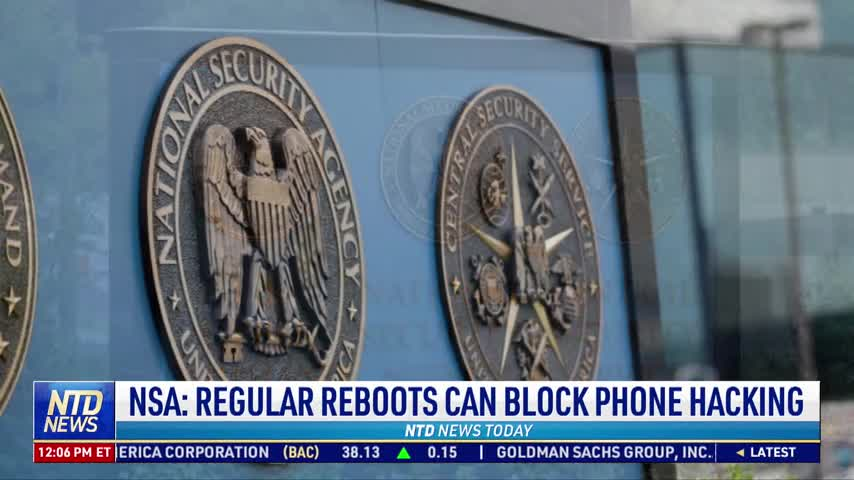 NSA: Regular Reboots Can Block Phone Hacking
