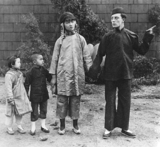 Buster Keaton - HARD LUCK 1921