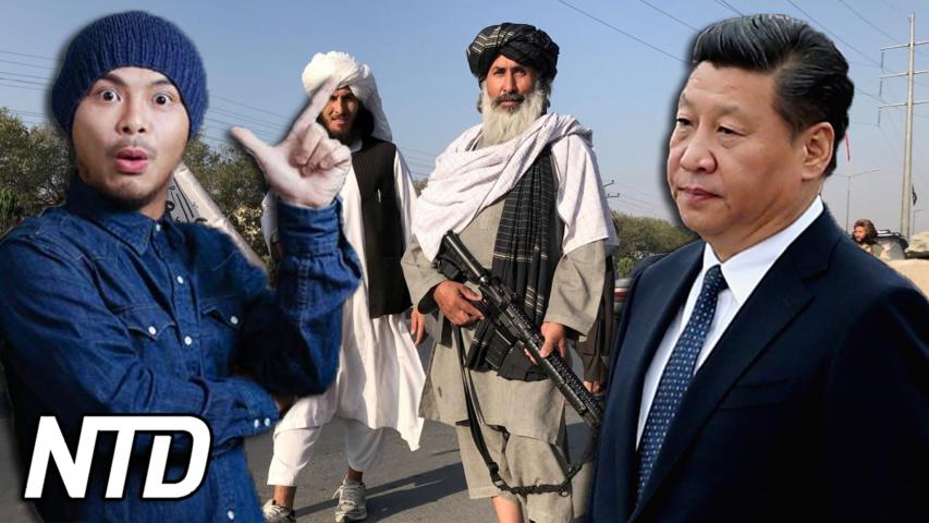 Bannlyst: Sångare använder talibanerna för att göra narr av Peking | NTD NYHETER