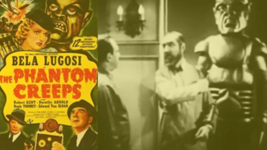The Phantom Creeps  1939  Bela Lugosi  Sci-Fi  Full Movie