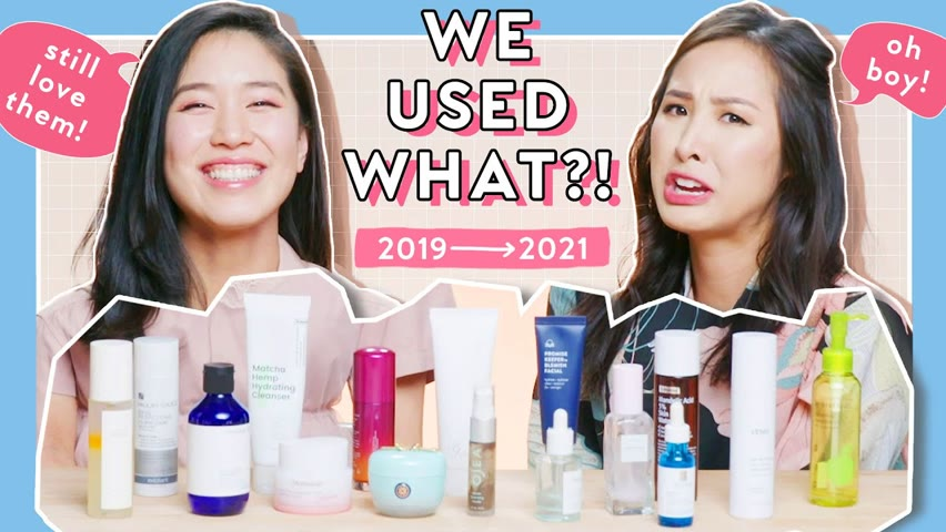 Products We USED To Love & Do We STILL Love?? (2 yrs later 🙊...)