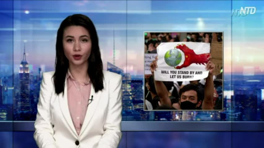 Growing Frustrated Over Beijing Interference and Police Violence, Hong Kong Protesters Call on US for Support