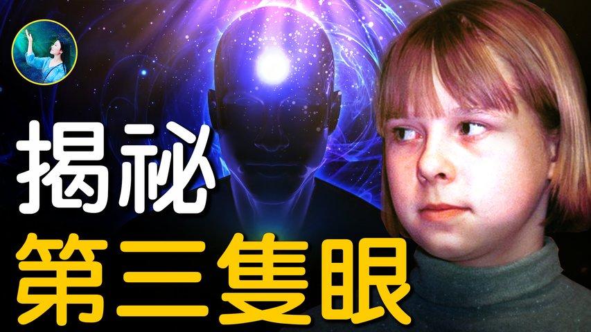 第三隻眼?X光眼、遙視!松果體之謎?人類真實存在的器官!意大利女子「超能力」破案!CIA解密:美國蘇聯的祕密競爭、諜報私密武器!| #未解之謎 扶搖