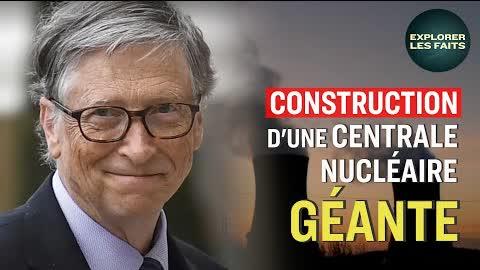 Bill Gates construit une centrale nucléaire dans le Wyoming ; La suspension de Trump par Facebook
