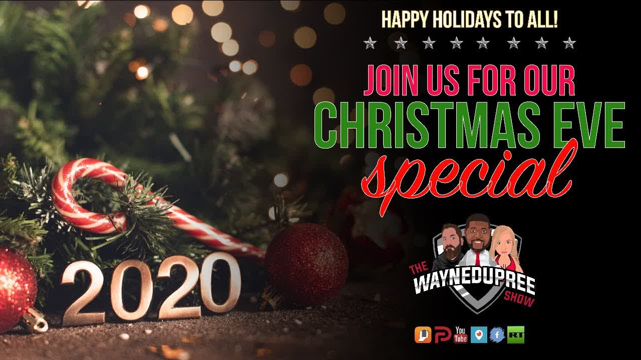 Join Us For Our 2020 Christmas Eve Special