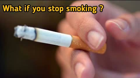 What Happens If You Stop Smoking | How To Quit Smoking