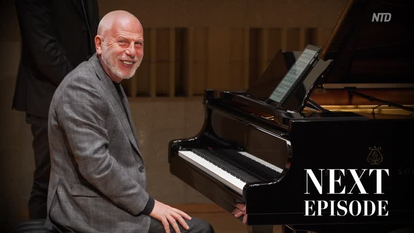 """Piano Talks - Ep. 4 """"Master Class with Vladimir Feltsman"""" (Preview)"""