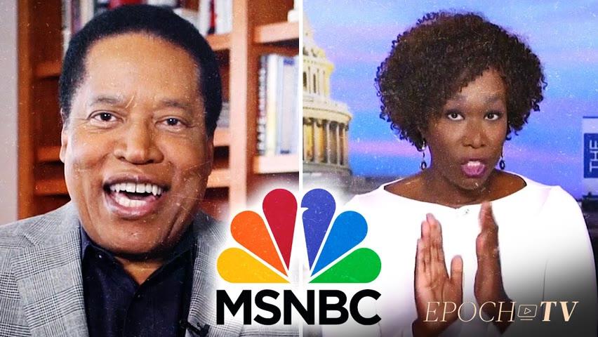[Trailer] MSNBC Host Joy Reid's Fake History of the Supreme Court   Larry Elder