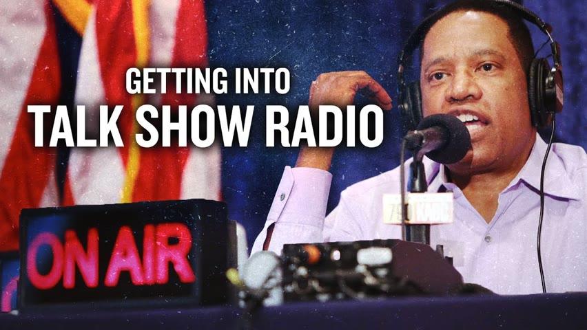Larry Elder Talks Radio Business and How He Got Started   Larry Elder