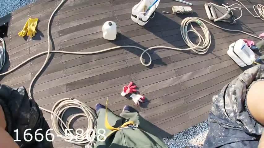 로프공자일공들의 일상 Cleaning Buildings, rope access jobs