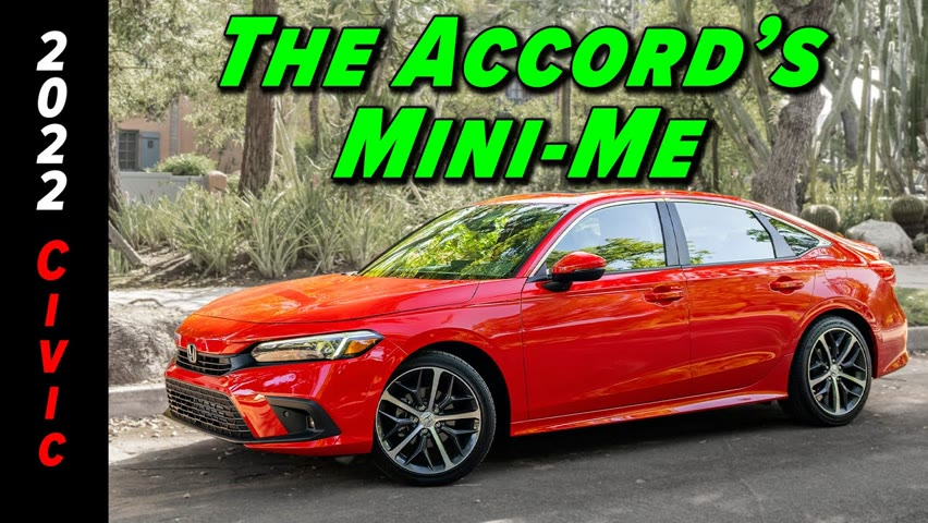 Honda's Civic Is The Premium Compact We All Expected | 2022 Honda Civic Review