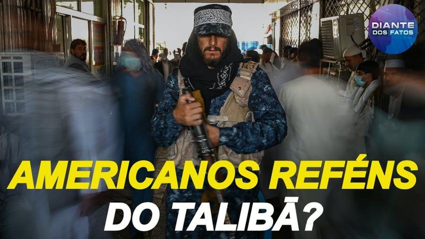 McCaul: Talibã mantém americanos como reféns no aeroporto; Marinha identifica 5 mortos em acidente 2021-09-08 16:06