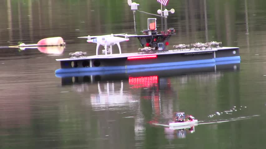 SEA and AIR Tests in Lake Osceola