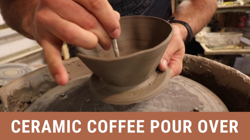 Ceramic Coffee Pour Over