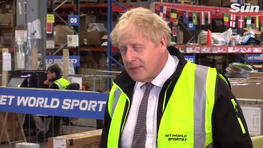 Covid-19  UK '3rd wave is probable' says Boris Johnson but vaccines provide 'robust fortifications'