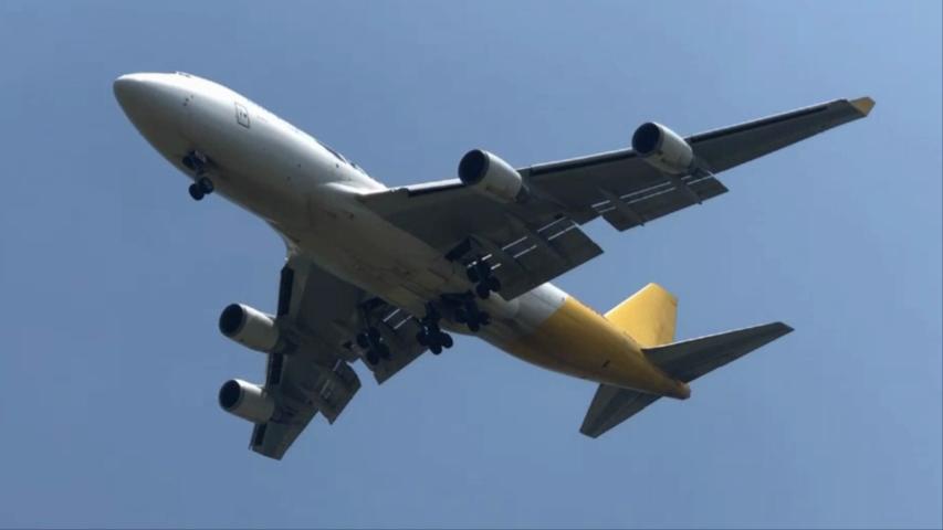 KALITTA AIR Boeing747, 칼리타 항공 B747