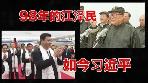 郑州京广隧道已经戒严,伟大领袖却在西藏看风景,习李时代连面子工程都懒得做了。