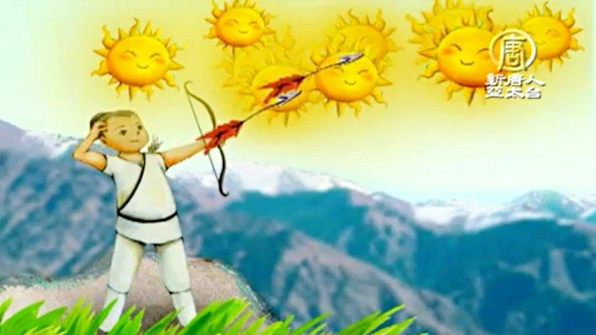 漢字動畫《悠遊字在》:說日