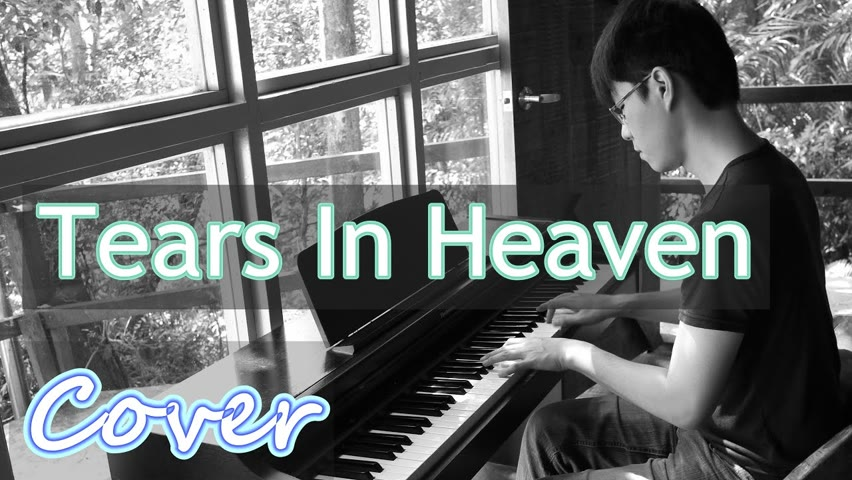 Tears In Heaven ( Eric Clapton ) 鋼琴 Jason Piano Cover