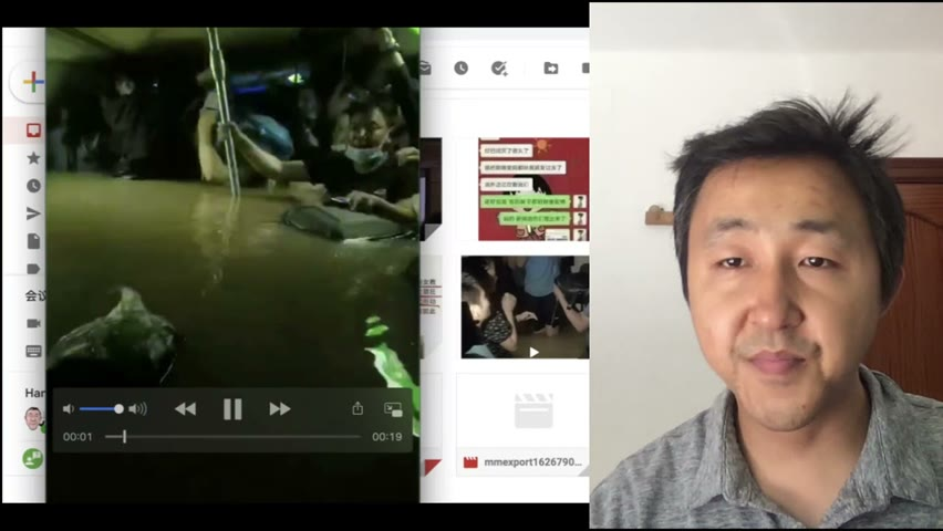 突发:郑州地铁,赶紧救人!半壁江山,一半在水里,一般蒙鼓里!