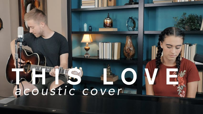 This Love - Maroon 5 (Acoustic Cover)