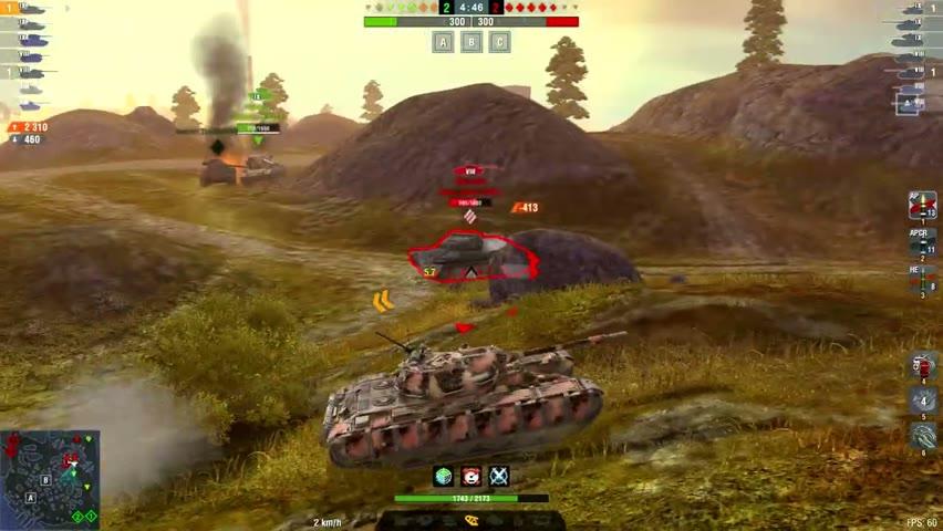 Sheridan & 50TP & Kranvagn - World of Tanks Blitz