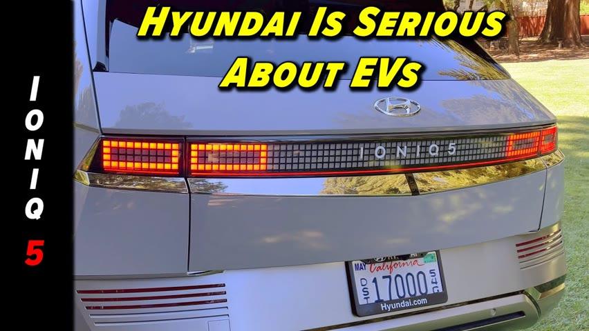 Hyundai's Tesla Fighter Is Almost Here | Hyundai Ioniq 5 In Person Look