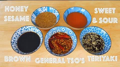 5 Must Eat Asian Stir-Fry Sauces! CiCi Li - Asian Home Cooking Recipes