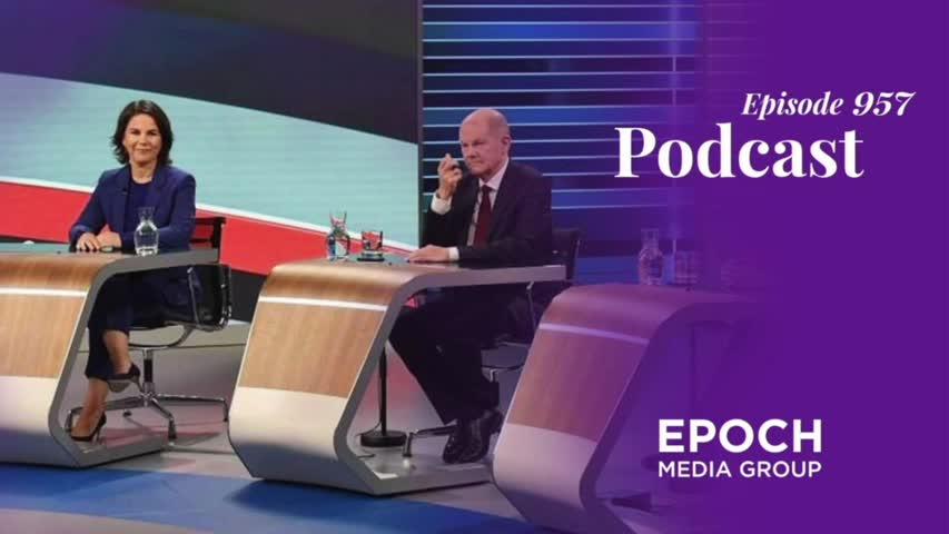 Podcast Nr. 957 Streit über Verteidigung, Finanzen und den Umgang mit der KP Chinas