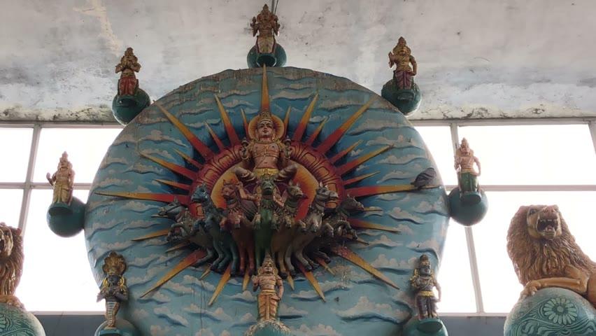 mystical TEMPLE of the SUN in Tamilnadu