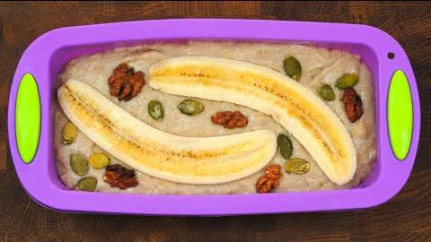 Easy Banana Bread Recipe | How To Make The Ultimate Banana Bread | Sweet Bread