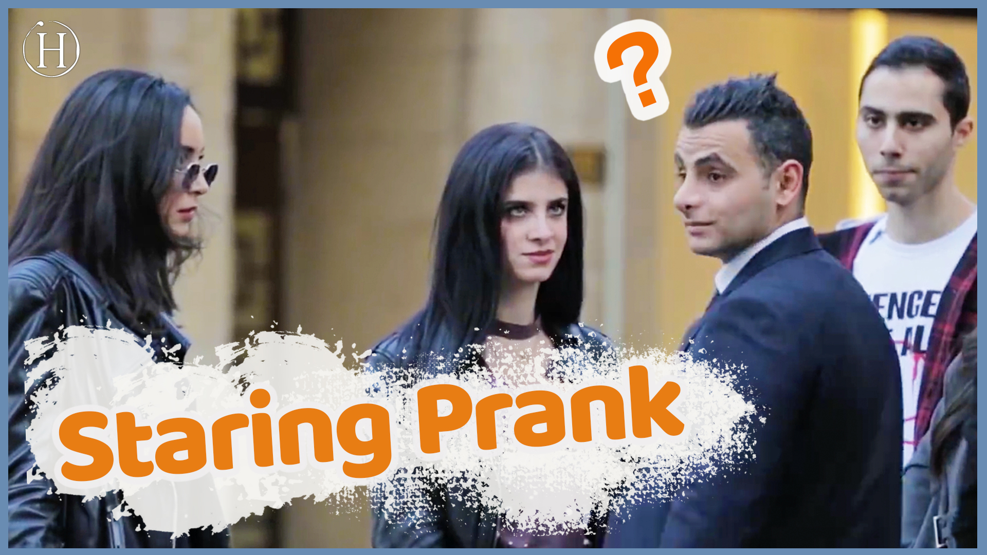 Pranksters Freak Out Strangers | Humanity Life