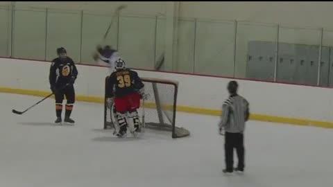 Unexpected Hockey Moments