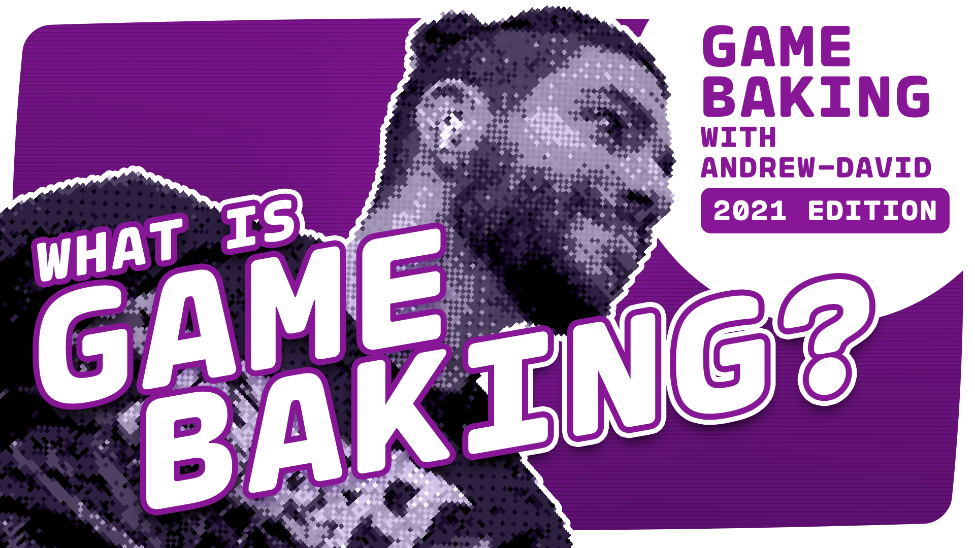Game Baking: Making A Game Every Month! – EP.0: Introduction