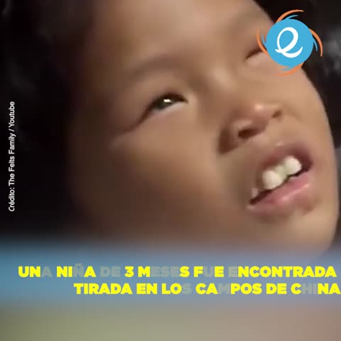(version 3) ENCUENTRAN UNA BEBÉ TIRADA EN LOS CAMPOS DE CHINA Y LA ADOPTAN