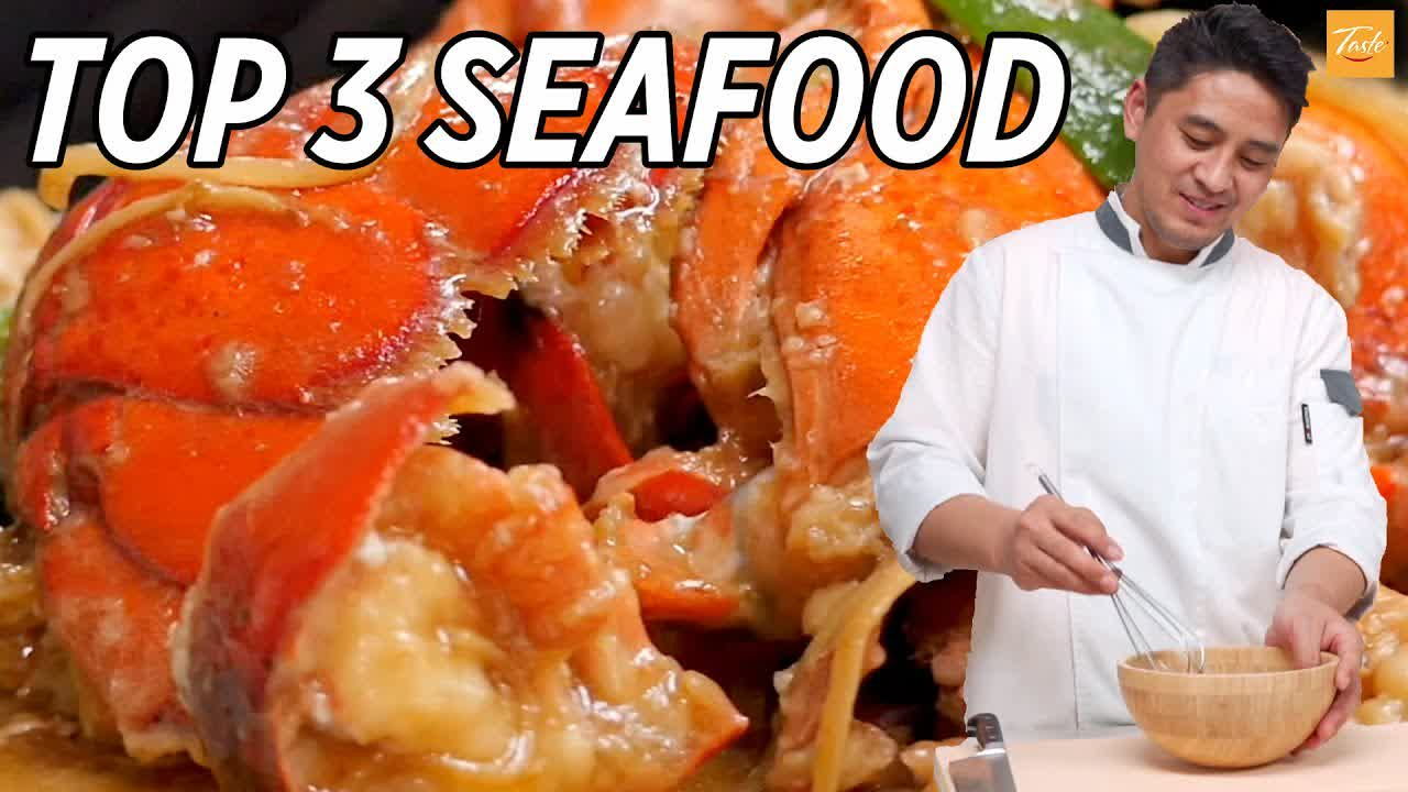 How To Make Lobster | Cooking Tasty Seafood • Taste Show