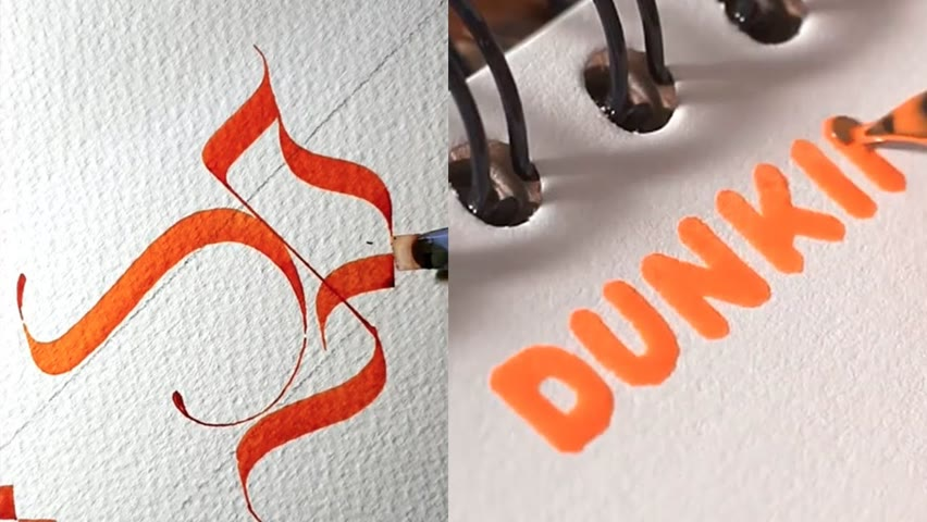 SUPER SATISFYING MODERN CALLIGRAPHY COMPILATION | CALLIGRAPHY MASTERS