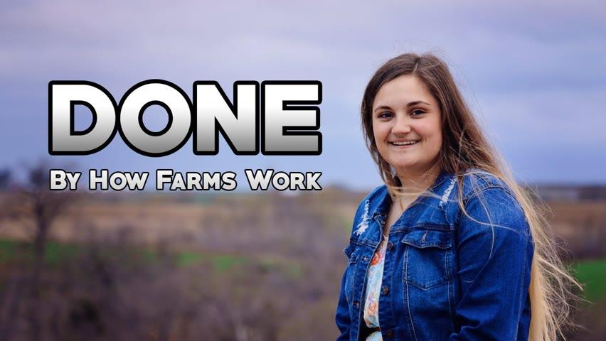 """Done"" - Chris Janson   The Farmposal Rewind"